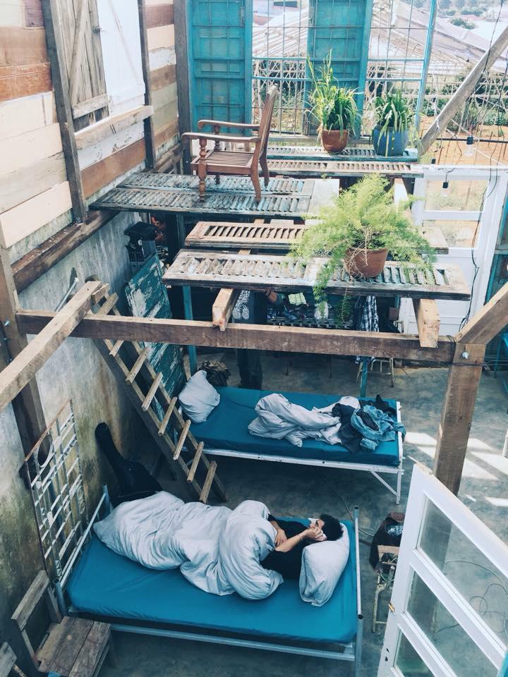 nhà homestay ở Đà Lạt