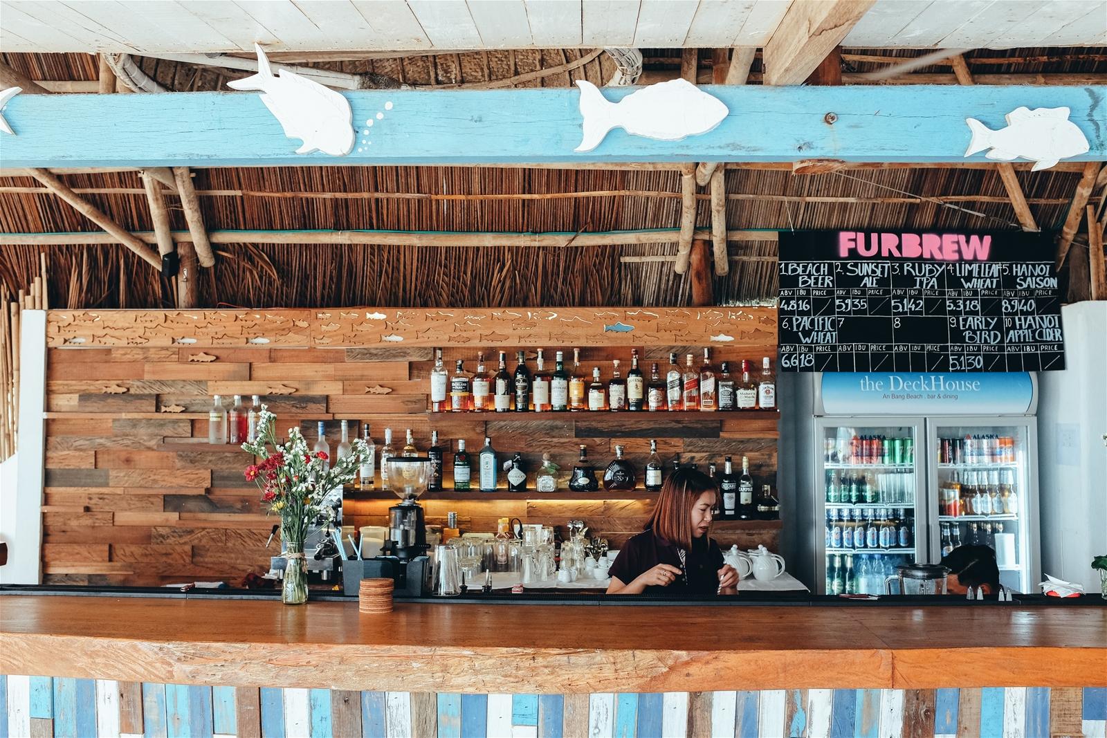 quán cafe đẹp ở Hội An The Deck House Hội An