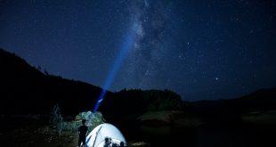 Cắm trại ở Hồ Hòa Trung